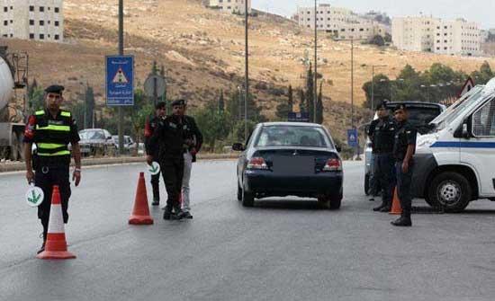""""""" الأمن العام"""" تنفذ خطة أمنية مرورية بيئية خلال أيام عيد الأضحى"""