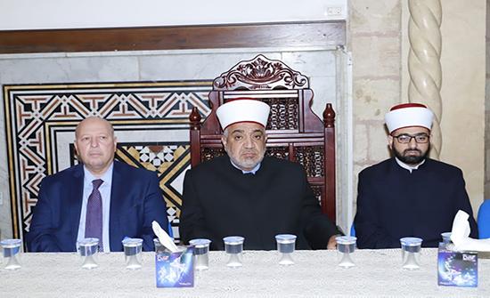 اوقاف عمان تحتفل بذكرى المولد النبوي الشريف