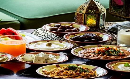 احذر هذه العادات بعد الإفطار في رمضان