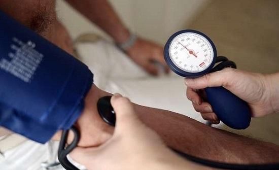  32% من الأشخاص فوق 25 عاما يعانون من (ضغط الدم) في الأردن