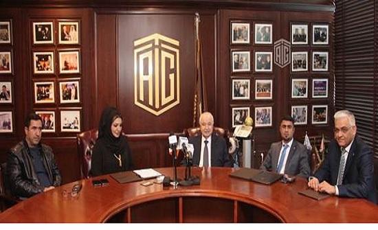 """""""أبوغزاله"""" اتفاقية للتعاون في تعليم اللغة العربية وبرنامج الطلاقة"""