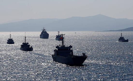 مصادر عسكرية تركية: أنقرة ستجري مناورات في منطقة أعلنت اليونان التدريب فيها