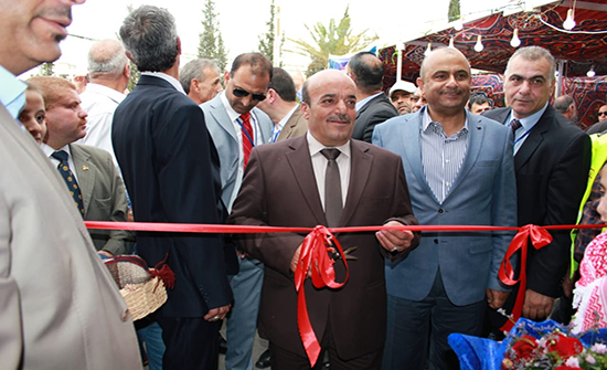 انطلاق فعاليات مهرجان الرمان في محافظة إربد