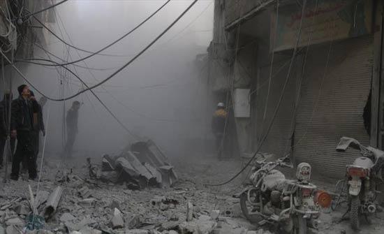 """الأمم المتحدة تدعو لإعلان """"هدنة عاجلة"""" في سوريا لإيصال المساعدات الإنسانية"""