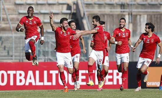 الأهلي المصري يعود من جنوب إفريقيا ببطاقة نصف نهائي دوري أبطال إفريقيا (فيديو)