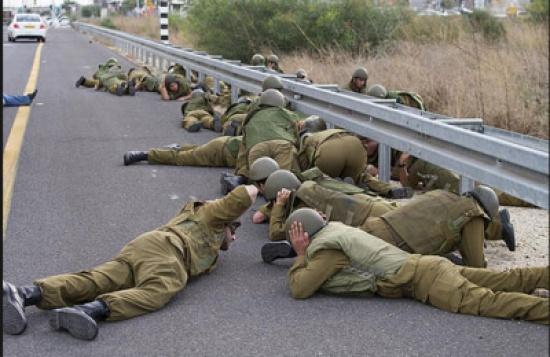 """الجيش الإسرائيلي يطلب من غزة إبرام """" هدنة """" والقسام يهدد"""