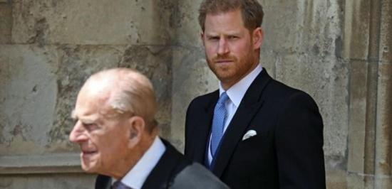 أول تعليق من الأمير هاري وميغان ماركل على وفاة الأمير فيليب.. هذا ما جاء فيه
