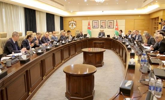 مشتركة الاعيان تقر مشروع قانون معدل لسلطة إقليم البترا