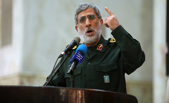 إيران تطالب أذرعها في المنطقة بتجنب التوترات.. مؤقتا
