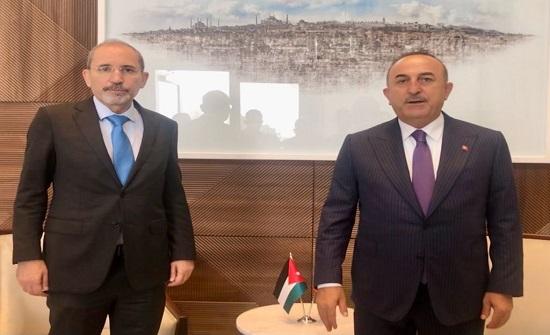 تركيا والنرويج تثمنان دور الأردن في استقرار المنطقة