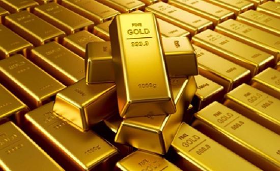 أرتفاع العقود الآجلة للذهب عالميا