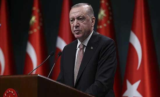 """أردوغان: """"فيروس العنصرية"""" أكثر خطورة من كورونا"""