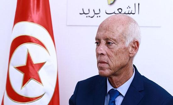 الرئيس التونسي يبحث ووزير الخارجية السعودي الأزمة الليبية