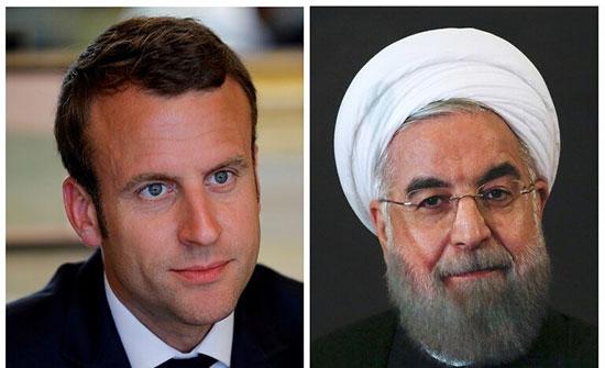 """باريس تطالب طهران بالامتناع عن """"الأعمال المزعزعة لاستقرار سوريا"""""""