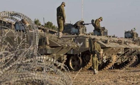 الاعلام العبري ينفي بدء عملية برية في غزة و مصدر : توجه لإنهاء العملية العسكرية
