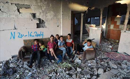 تقرير أممي: ثلث أطفال العالم يعيشون في مناطق الصراع