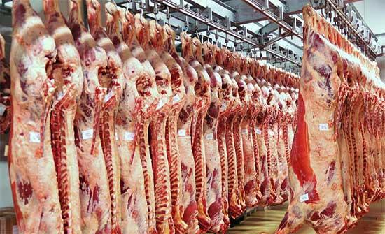 الزراعة: لا صحة لإهداء السودان 35 طنا من اللحوم المبردة للاردن