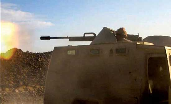 الجيش اليمني يصدّ هجمات ضارية للحوثيين غرب مأرب