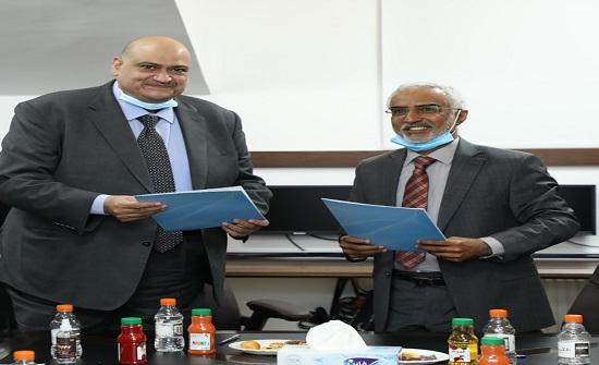 مذكرة تفاهم بين الأكاديمية الدولية للصحة المجتمعية والمجلس العربي للاختصاصات الصحية
