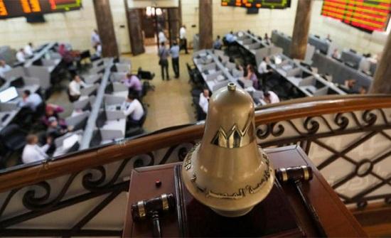 تراجع كبير للبورصة المصرية والجنيه لأعلى مستوى منذ 3 سنوات