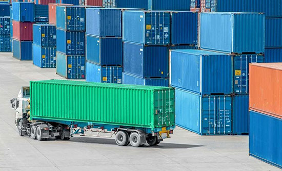 ارتفاع قيمة الصادرات الكلية في 11 شهراً العام الماضي إلى 346ر5 مليار دينار