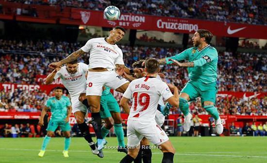 ريال مدريد يقفز لوصافة الليجا بانتصار صعب على إشبيلية