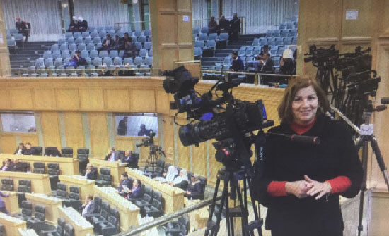 بالفيديو : التسجيل الكامل لجلسة اقرار قانون الضمان ..  نقاشات وسجالات