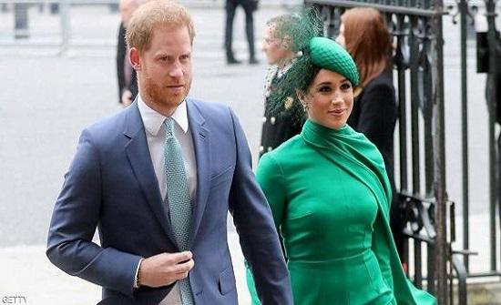 الأمير هاري يشكو باباراتزي