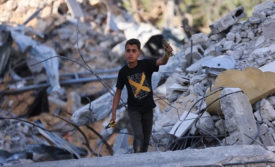 الأمم المتحدة: سكان غزة محبطون وتعرضوا لصدمة قاسية