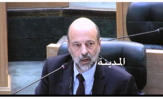 الرزاز : فلسطين هي قضية القضايا وموقف الاردن في حل الدولتين لا يتزحزح