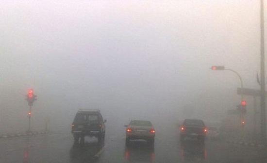 الأرصاد تحذر من الضباب والغيوم المنخفضة صباح السبت