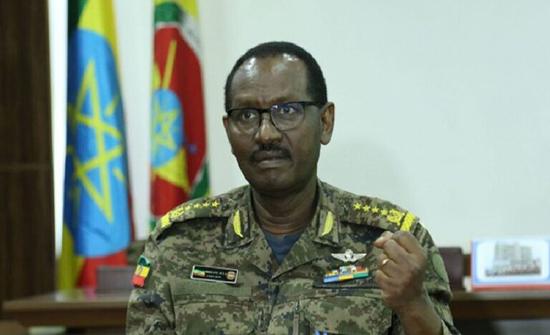 """الجيش الإثيوبي يحذر السودان من """"طرف ثالث"""" يدفعه """"لخوض حرب"""""""