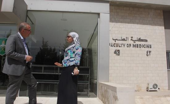 42 فوجًا بعد نصف قرن على أول كلية طب بعهد استقلال الأردن
