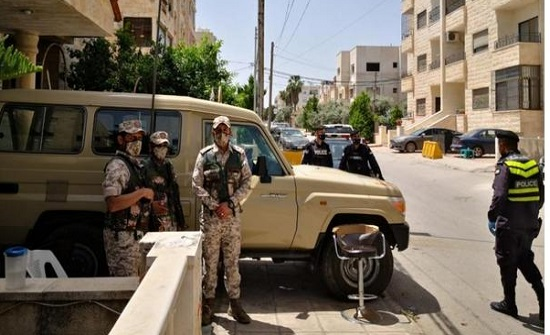 رفع العزل عن آخر منزل محجور في إربد
