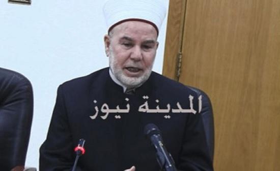 الخصاونة : الجلوة العشائرية ليس لها دليل في الشريعة الإسلامية