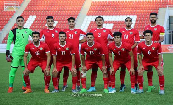 الأمير علي يبارك فوز شباب الأردن