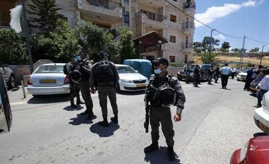 قوات الاحتلال تقتحم عدة أحياء في بلدة سلوان بالقدس المحتلة