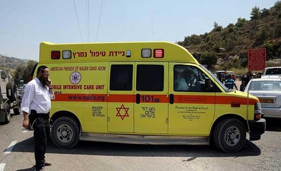 إصابة 3 مستوطنين بجروح جراء إطلاق نار على حاجز في فلسطين
