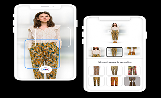«البحث المرئي».. تقنية جديدة تنتشر في متاجر التجزئة