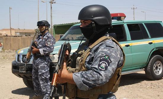 مقتل 3 وإصابة 26 من الشرطة الاتحادية بحادث سير شمال العراق