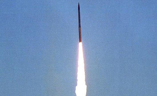 الجيش الأمريكي يطلق صاروخ Minuteman 3 الباليستي العابر للقارات
