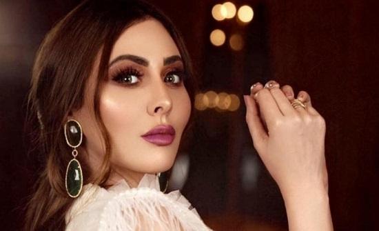 بالفيديو –  مريم حسين ترتدي النقاب