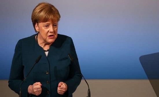 برلين: نتائج فحص ميركل الخاص بكورونا سلبية