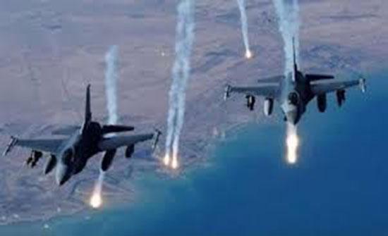 سوريا.. غارة للتحالف الدولي تقتل قياديين بالقاعدة