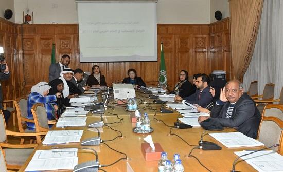لجان البرلمان العربي تعقد اجتماعاتها لمناقشة القضايا المطروحة