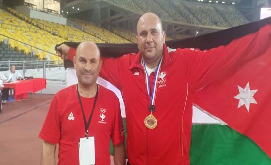 جامعة إربد الأهلية تتلقى كتاب شكر من الاتحاد الأردني لألعاب القوى