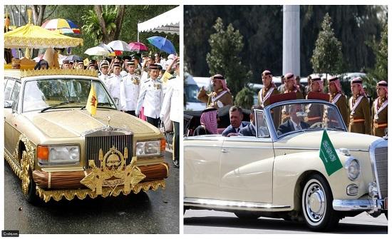 """صور: أغرب وأجمل سيارات الرؤساء.. هذا الرئيس لديه """"الخنفسة"""""""
