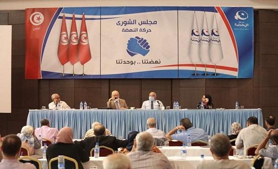 """استقالة أكثر من مئة عضو بـ""""النهضة"""" التونسية لهذه الأسباب"""