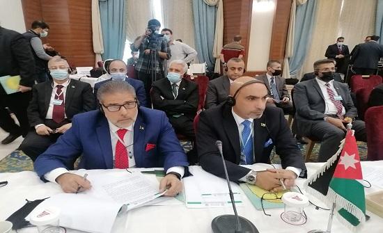 برلمانات الدول الاسلامية تؤكد من طهران أهمية الوصاية الهاشمية على المقدسات في القدس