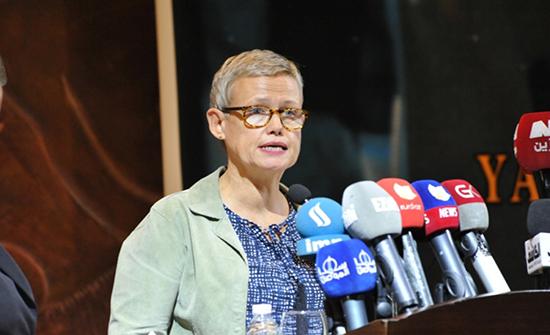 ممثلة الامم المتحدة ببغداد تطالب بالكشف عن مصير المفقودين العراقيين